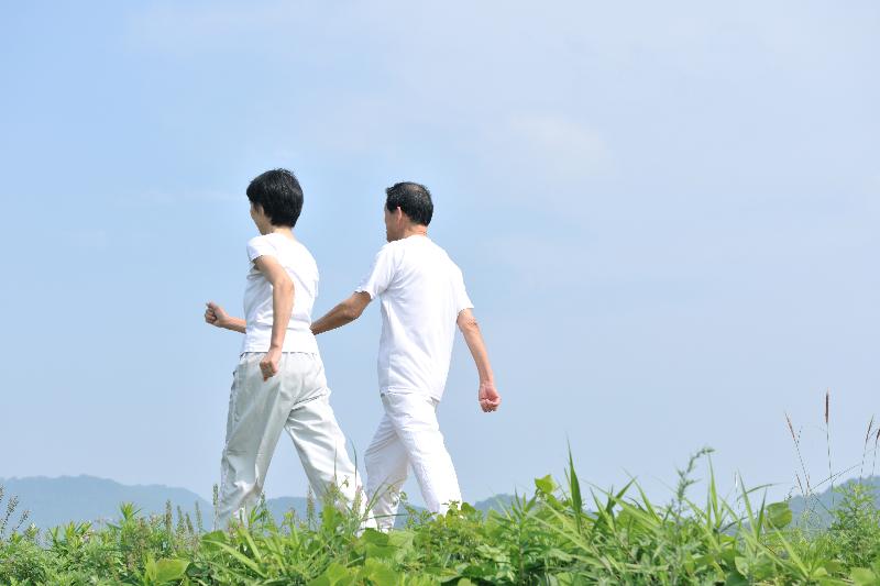 地域の皆さまの健康寿命を延ばしたい